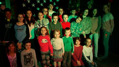 Stowarzyszenie Pomocy Dzieciom i M³odzie¿y Serce dla Serca - niepozorny 1%