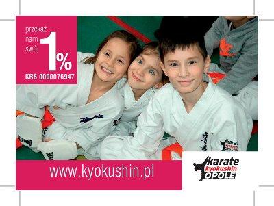 Opolski Klub Karate Kyokushin - niepozorny 1%